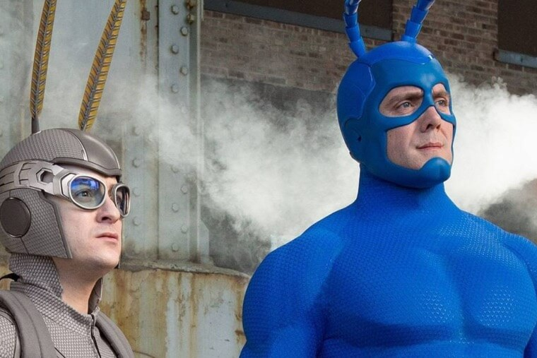 the tick amazon prime video Avatel