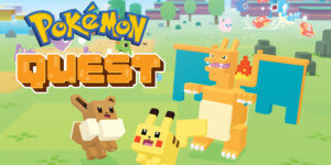 Pokemos Quest, uno de los juegos más demandados por niños sin internet
