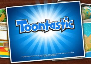Toontastic, uno de los juegos más demandados por niños sin internet