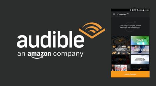 aplicaciones para escuchar podcast avatel audible amazon