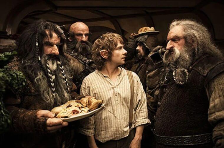 el hobbit estrenos prime video avatel