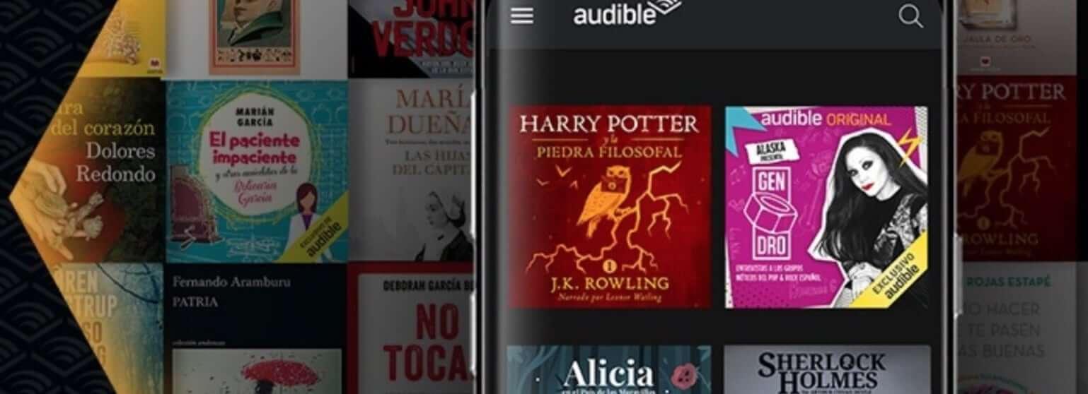 audible amazon libros online para niños