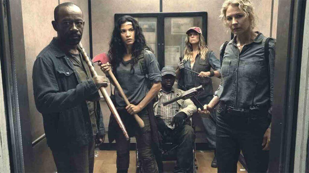 Estreno Fear The Walking Dead (T6)
